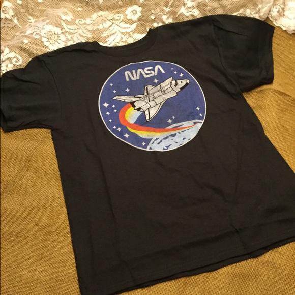 e512d495 Fifth Sun Shirts & Tops | Boys Nasa Tshirt | Poshmark